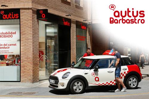 autius autoescuela Barbastro