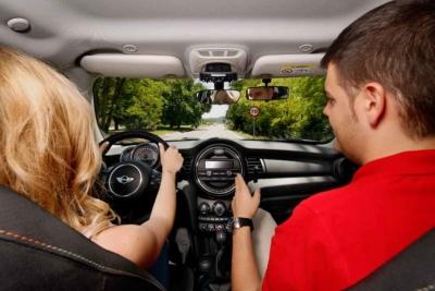 Examen práctico del carnet de coche
