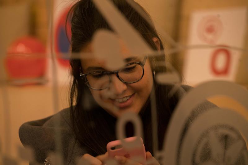 alumna autius autoescuela en Monzón en Aniversario