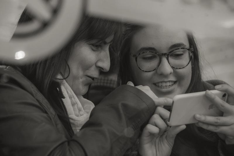 alumnos aniversario autius autoescuela en Monzón