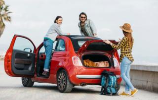 Cómo colocar el equipaje del coche correctamente