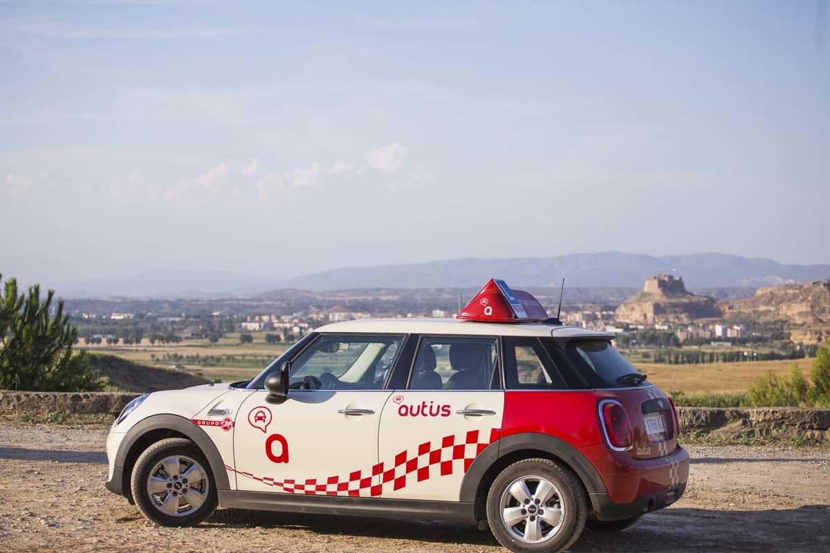 encabezado autius autoescuela en Monzón