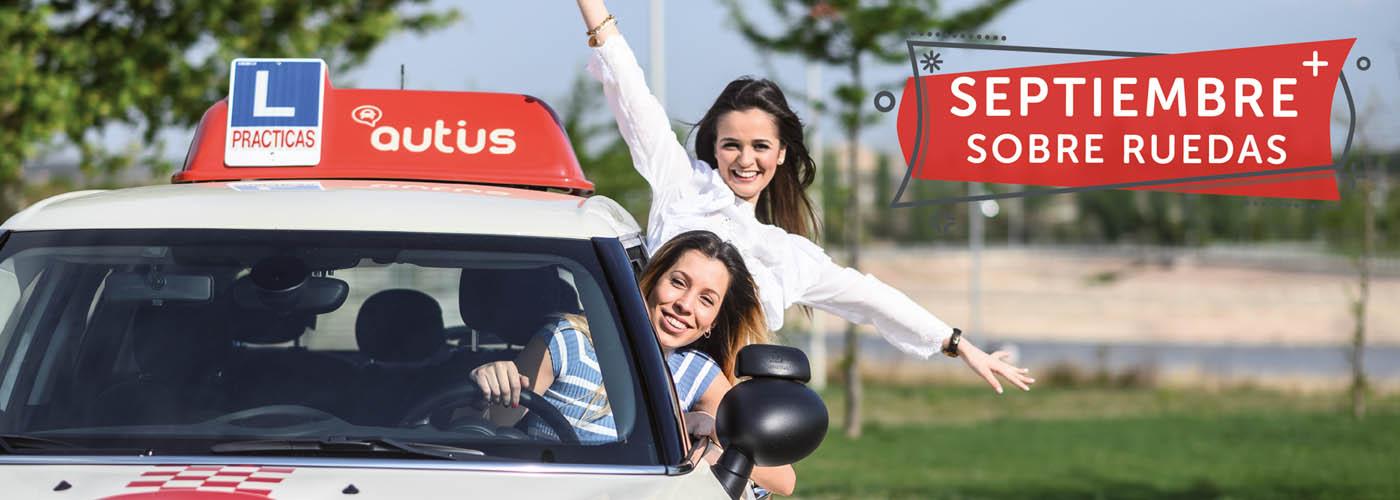 banner promocion carnet de conducir septiembre