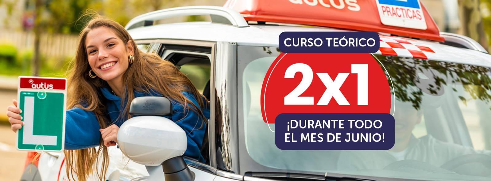 encabezado promocion 2x1 autoescuela autius imagen opt